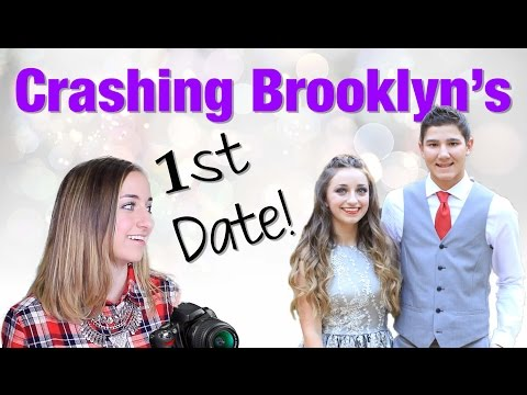 Bailey and Mindy Crash Brooklyn's 1st Date?