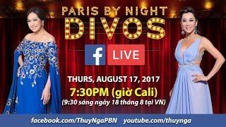 Livestream với Ý Lan & Kỳ Duyên - giới thiệu live show PBN Divos