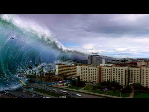 цунами в сша