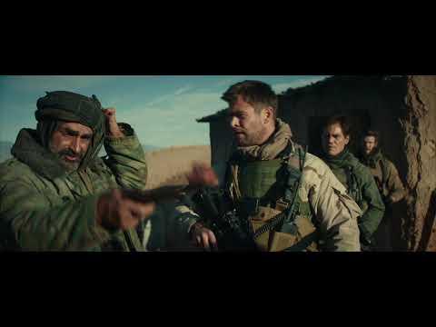 12 Strong - Die wahre Geschichte der US-Horse Soldiers - Full online