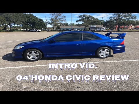 2004 Honda Civic review intro