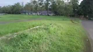 DJI Phantom FC40 - Free Flight at Taman Kota 2 - Serpong - Tangerang, INDONESIA