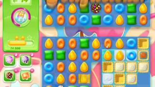 Candy Crush Jelly Saga Level 494 - NO BOOSTERS