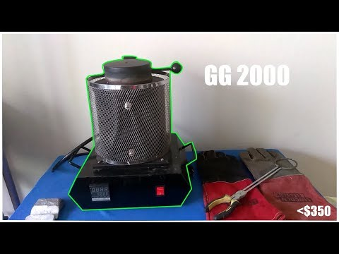 Best Budget Electric Foundry - GG 2000 Mini Smelting Furnace