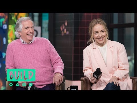 Henry Winkler And Sarah Goldberg's Take On Her Character, Sally, In HBO's