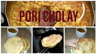 Pori cholay masla with pori market say behtreen pori banayn ghr pe or mazy sy khayn Maria