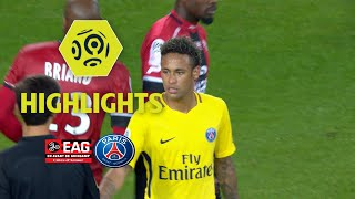 EA Guingamp - Paris Saint-Germain (0-3) - Highlights - (EAG - PARIS) / 2017-18