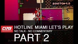 Hotline Miami gameplay: No Talk (no commentary)