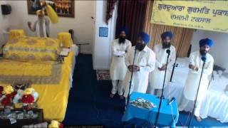 Sant Jarnail Singh Khalsa Bhindranwale - Kaveeshri Jatha Bhai Baldev Singh Sabrawa