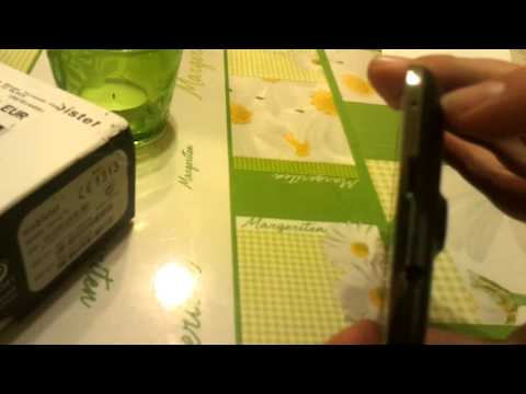 Unboxing Mobistel Cynus T2