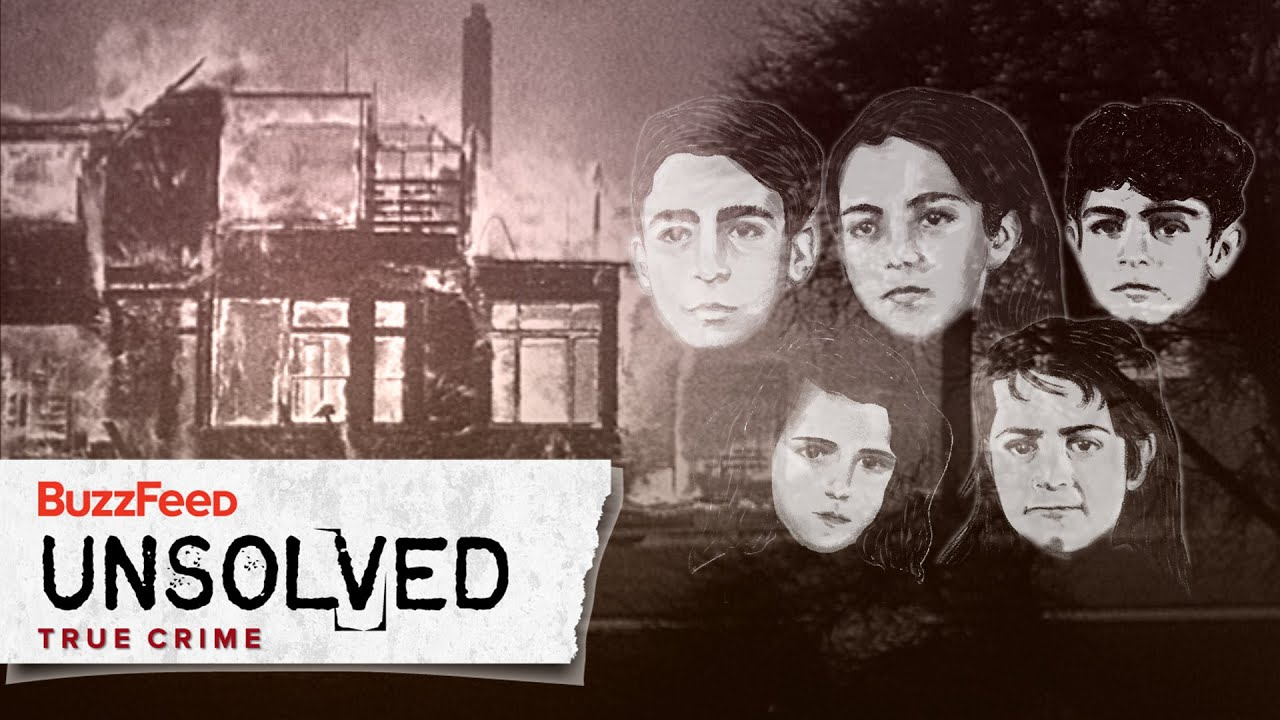 Download The Mysterious Disappearance Of The Sodder Children