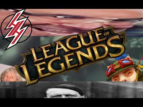 Of Legends League Funny Moments #2096