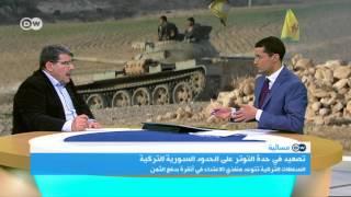 سياسي كردي: لا حل للنزاع السوري بدون مشاركة الأكراد في المفاوضات