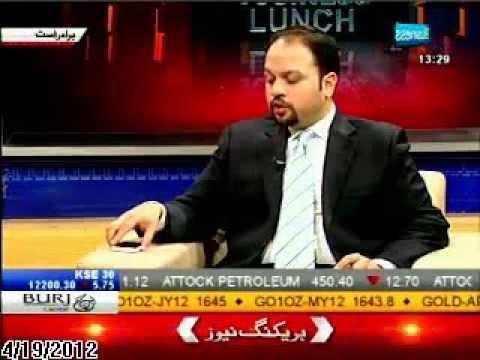 Adeel Hashm, Head of PR & Communications-Nokia Pakistan Interview at Business Plus.avi