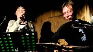 2010/10/25 八王子 ふらっとんにて 色川菜保美 山本伸吾(やましん)さ...