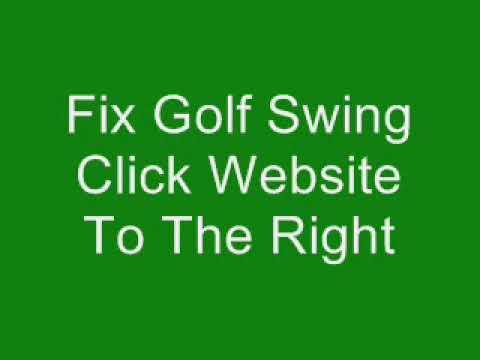Fix Golf Swing