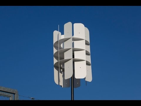 DIY Vertical Rotorkit for VAWT, Windgenerator, Windenergy