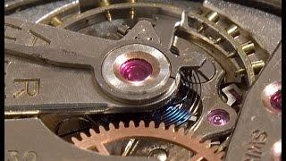 Регулюємо точність ходу годинника