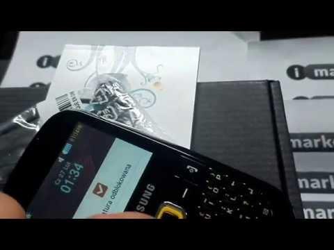 Telefon Samsung B3210 www.imarketonline.pl