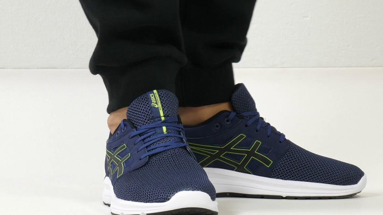 Asics Παπούτσια Gel Torrance T7J2N-4 στο Buldoza.gr - YouTube 5c25ab71e73