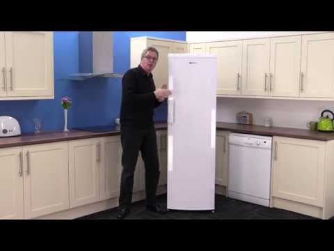 Beko CRFG1582W Freestanding Fridge Freezer White