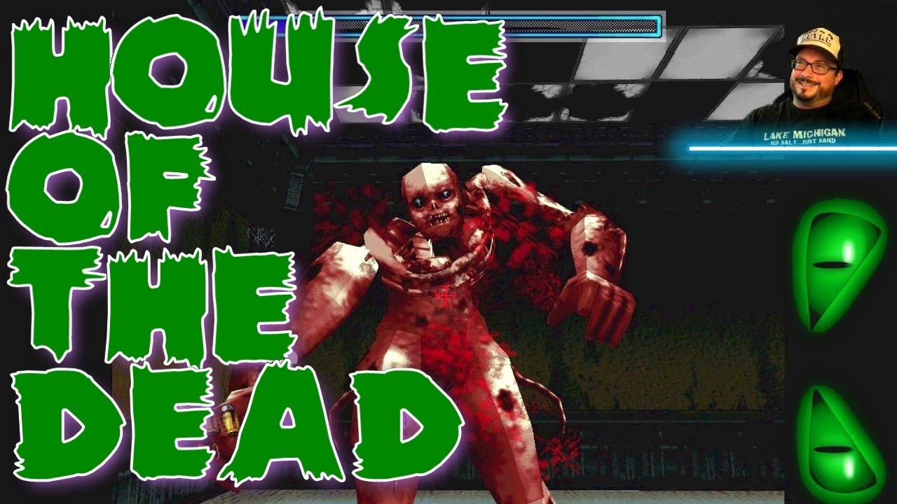 Model 2 emulator house of the dead