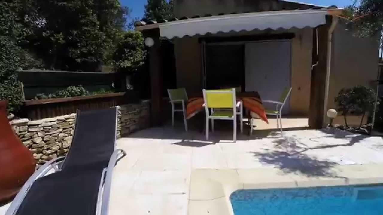 Dolmen maison de vacances avec piscine chauff e pr s des for Ardeche location maison avec piscine