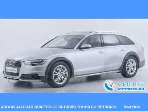 vodiff audi occasion alsace audi a6 allroad quattro 3 0 bi turbo tdi 313 cv tiptronic mod. Black Bedroom Furniture Sets. Home Design Ideas