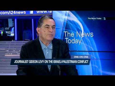 Exclusive interview with Gideon Levy
