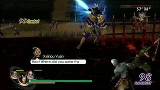 Warriors Orochi 2 Xbox 360 Gameplay - I Gotta Feeling
