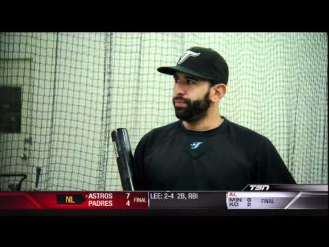 José Bautista - How He Changed His Swing
