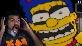 SIMPSONS HORROR... PRAY FOR ME!! | Fun Times at Homer's