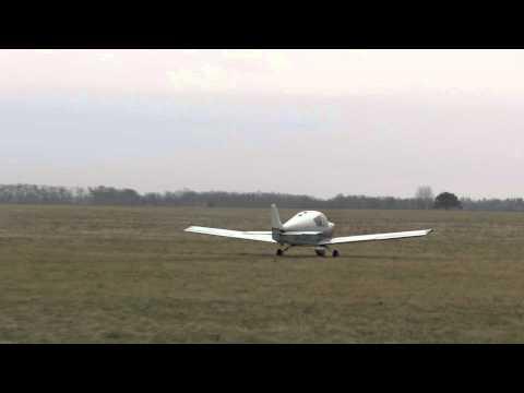 zodiac CH640 Test Flight