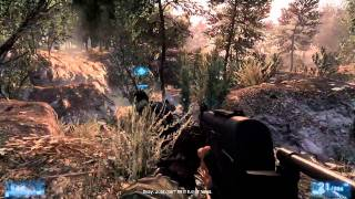 Battlefield 3 Walkthrough (PC) - Mission 11 (Kaffarov) 1/2