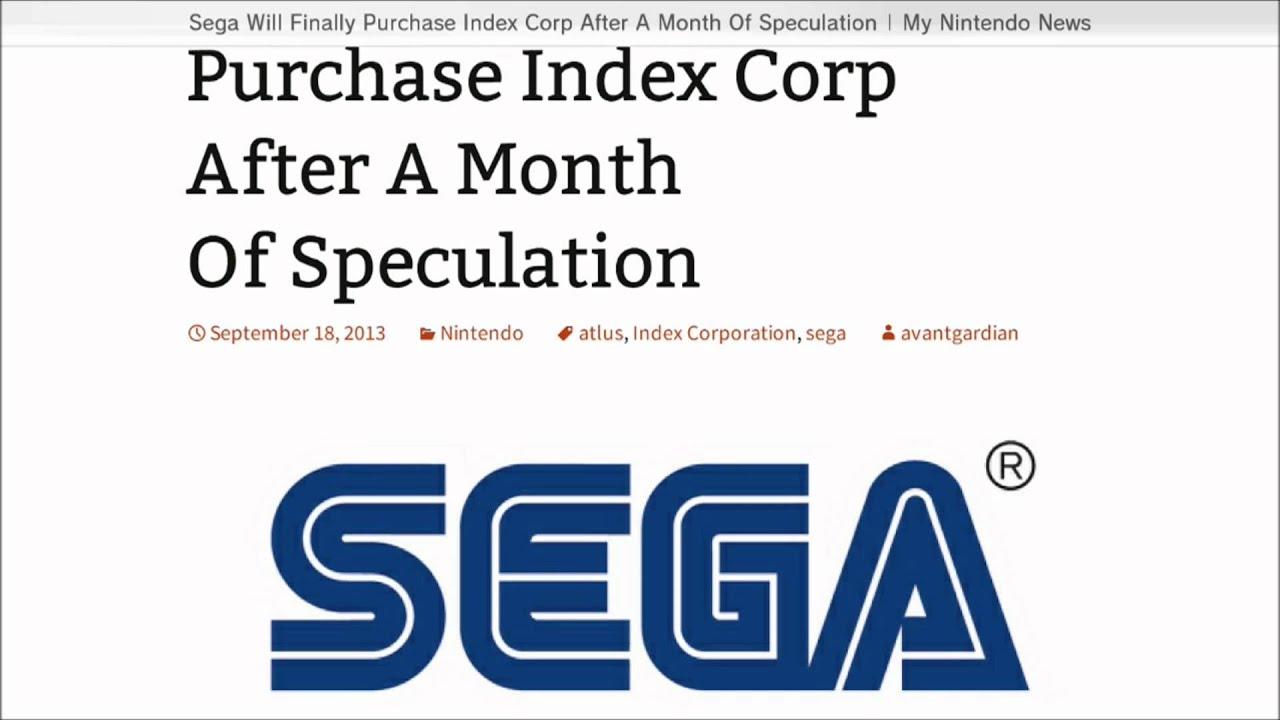 Index Corporation Atlus