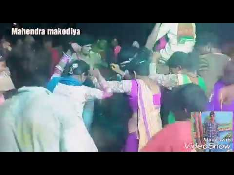 Aadiwasi mandal ki thap par dance 2017