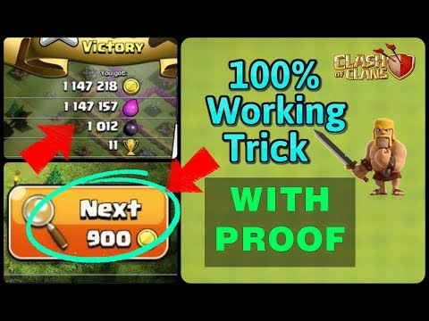 (Hindi) Clash of Clans Real Trick to find Base with Maximum Loot VERY FAST !!