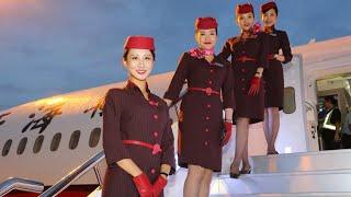 上海航空B787-9 接機儀式 中國東方航空上航機隊第100架客機