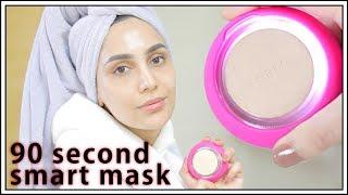 My beauty tech secret! FOREO UFO review | Ad | Amena