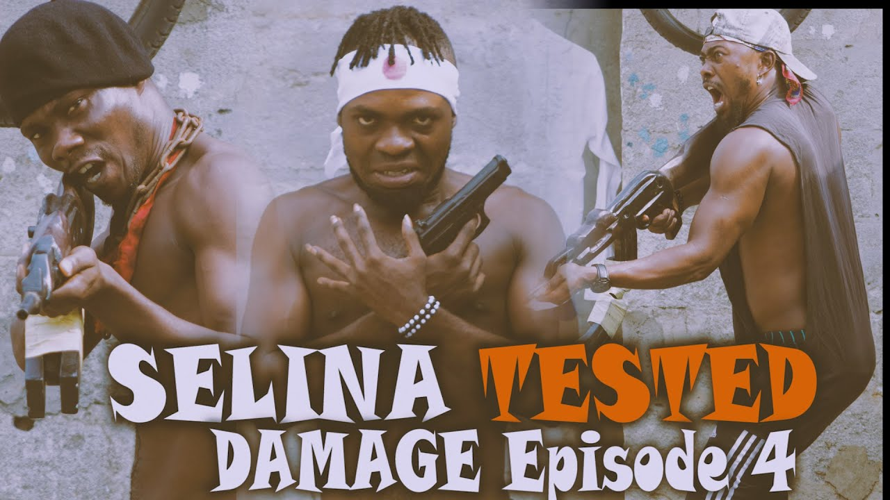 Download SELINA TESTED (DAMAGE EPISODE  4)