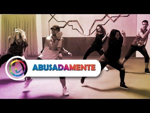 Abusadamente - Brazilian Funk | Zumba Fitness Choreo By Ionut Feat FlavourZ Crew