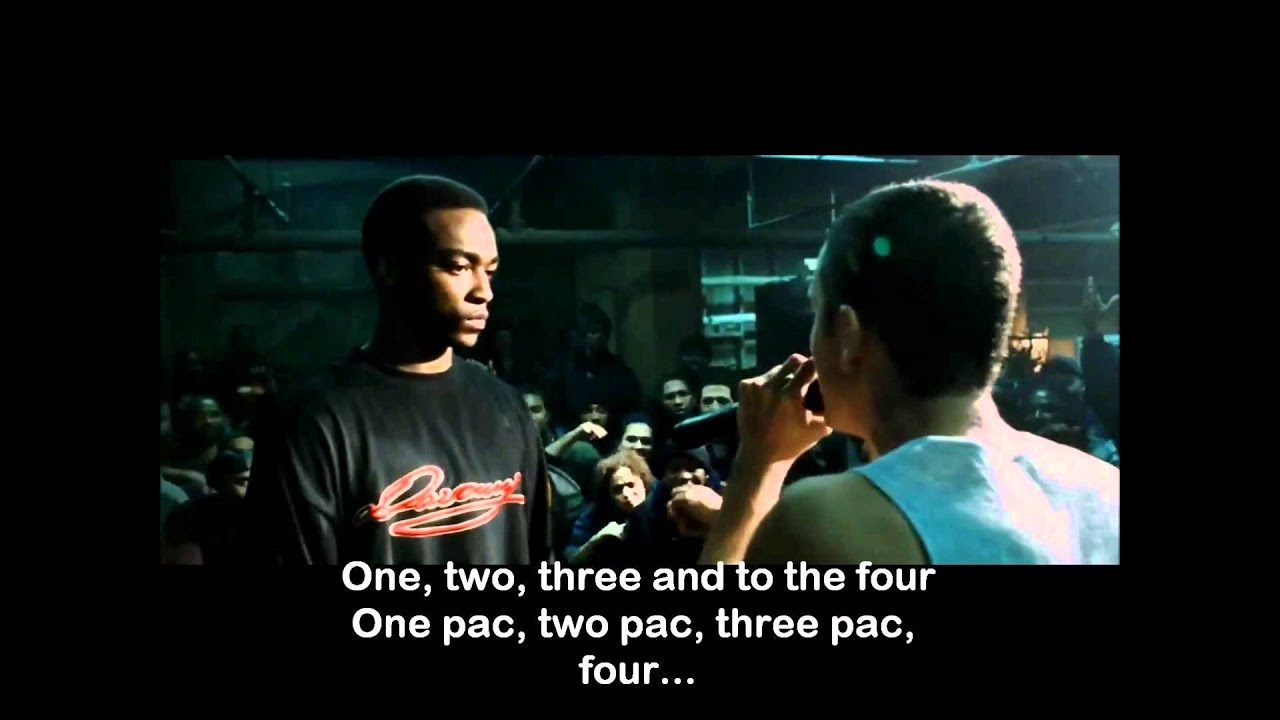 Eminem – 8 Mile: B-Rabbit vs Papa Doc Lyrics | Genius Lyrics