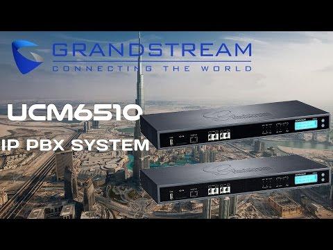 Grandstream UCM6510 IP PBX Dubai   Grandstream Telephone System UAE