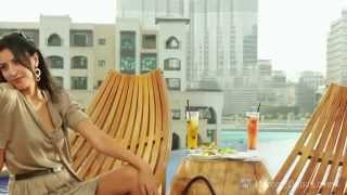 Dubai   Downtown Dubai   Lunch At The Address Hotel HD   YouTube