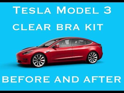 37  Tesla Model 3 Paint Protection - Modern Image