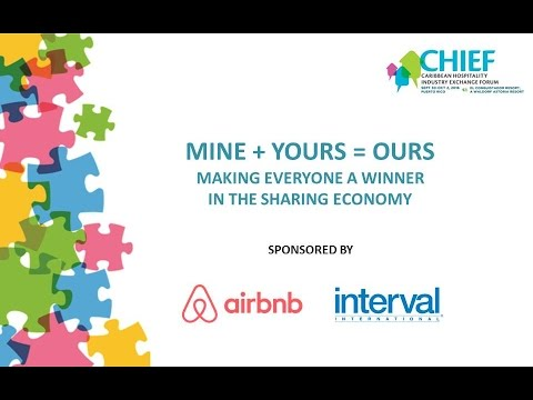 CHIEF General Session -  Sharing Economy