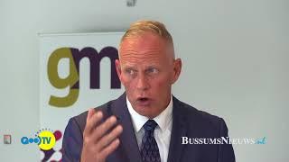 In gesprek met Han ter Heegde, burgemeester van Gooise Meren 12-09-2018