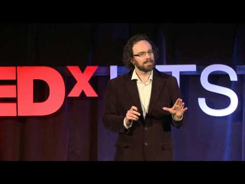 Everything you need to write a poem (and how it can save a life) | Daniel Tysdal | TEDxUTSC