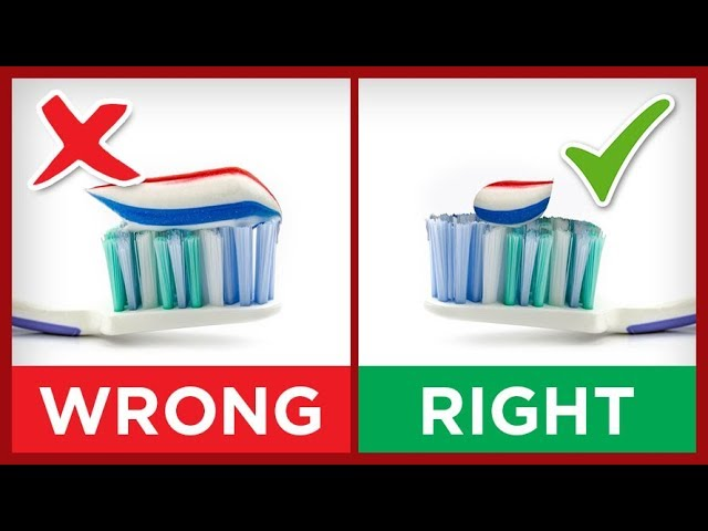 10 Mistakes MOST Men Make Brushing Their Teeth (How Do YOU Score?) | RMRS