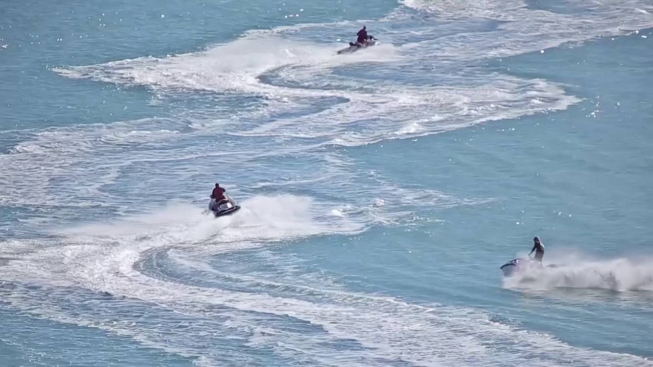 video Airlie Jetski Adventure Tour